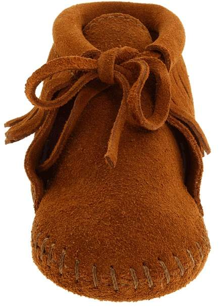 Minnetonka Kids - Fringe Bootie Kids Shoes