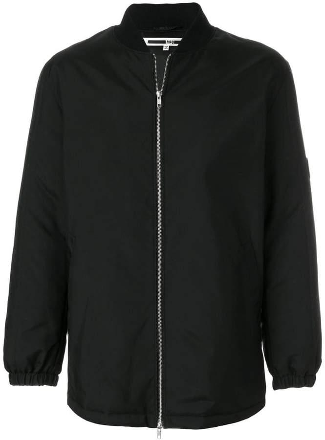 McQ classic bomber jacket