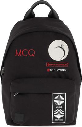 McQ Tech Fabric Backpack
