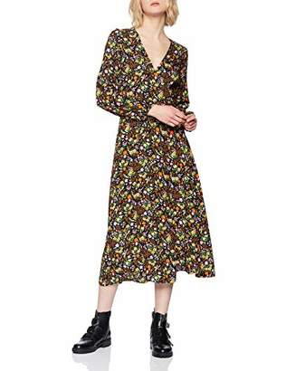 New Look Tall Women's Penny Ditsy Dress,(Manufacturer Size:)