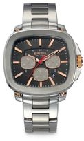 Breil Milano Stainless Steel Chronograph Watch