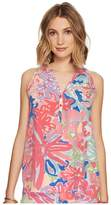 Lilly Pulitzer Bailey Top Women's Blouse