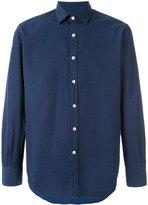 Canali checked shirt - men - Cotton - S