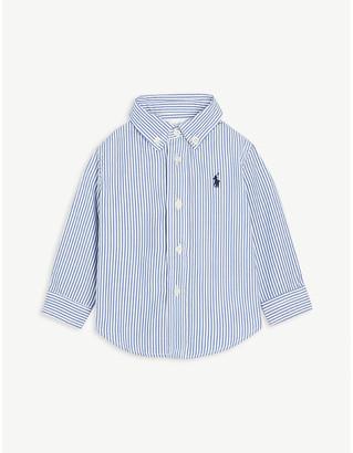 Ralph Lauren Striped cotton shirt 9-24 months