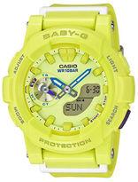 Casio Ana-Digi Runner BABY G Resin Watch