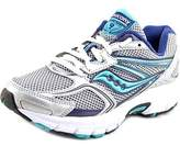 Saucony Grid Cohesion 9 Women Round Toe Synthetic Running Shoe.