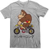 Fifth Sun Men's Donkey Kong Graphic-Print T-Shirt