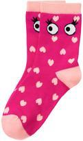 Gymboree Heart Eye Socks