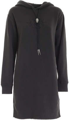 Ralph Lauren Drawstring Hoodie Dress