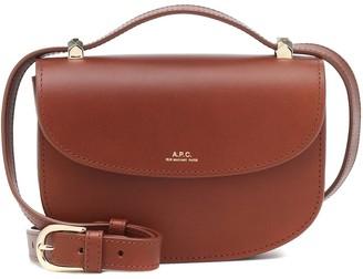 A.P.C. Geneve leather shoulder bag