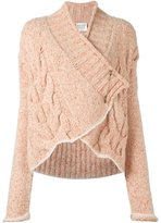 Forte Forte cable knit cardigan