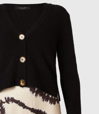 AllSaints Cleo Lieto 2-In-1 Dress
