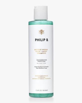 Philip B Nordic Wood Hair Body Shampoo 350ml