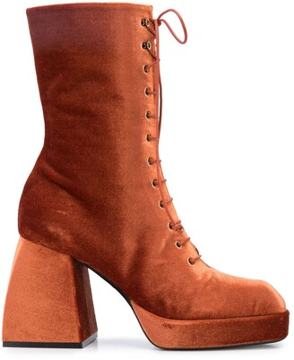 Nodaleto Bulla lace-up boots