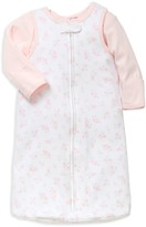 Little Me Girls' Petals Top & Sleep Bag Set