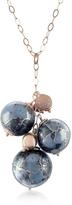 Forzieri Naoto Alchimia Sterling Silver Pendant Necklace