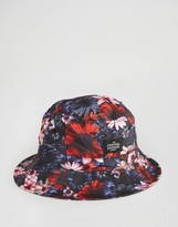 Criminal Damage Bucket Hat Friso Print