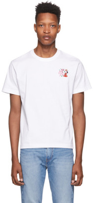 Carne Bollente White Tied For The Gods T-Shirt