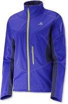 L.L. Bean Womens Salomon Lightning Soft-Shell Jacket