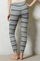 Anthropologie Thermal Lodge Leggings
