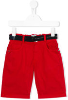 Lapin House - belted trousers - kids - Cotton/Spandex/Elastane - 2 yrs