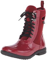 Bogs Women's Sidney Lace Solid Waterproof Insulated Boot