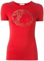 Versace studded 'Medusa' T-shirt