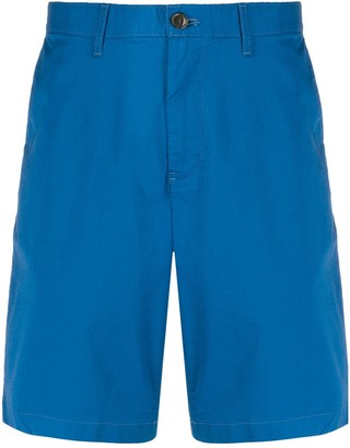 MICHAEL Michael Kors Tailored Fitted Shorts