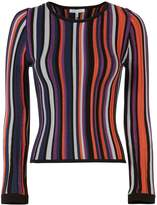 Ronny Kobo Dafne Striped Top
