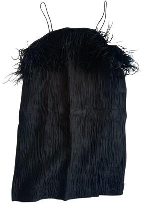 Aje Black Linen Dresses