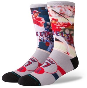 Stance Shohei Ohtani Los Angeles Angels Player Crew Socks