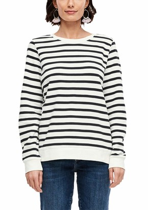 S'Oliver Women's 14.001.31.6981 Long Sleeve Top