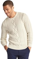Gap Chunky cable knit sweater