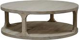 CFC Gismo Round Coffee Table - Graywash
