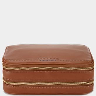 Anya Hindmarch Bespoke Zipped Wash Bag