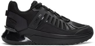 Balmain Black B-Trail Sneakers