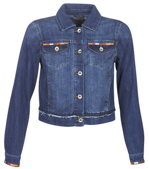 Cream DIWA women's Denim jacket in Blue