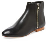 Loeffler Randall Astrid Leather Ankle Bootie