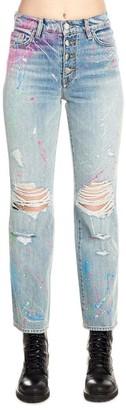 Amiri Graffiti Jeans