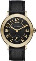 Marc Jacobs MJ1471 Riley Watch in Black