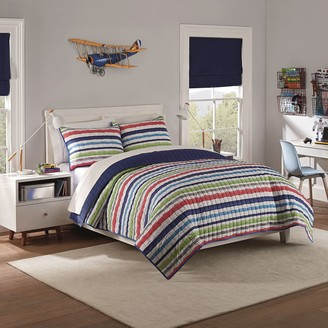 Waverly Kids Froot Loops Quilt Set