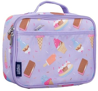Olive Kids Sweet Dreams Purple Ice Cream Insulated Lunch Box for Boys and Girls