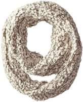 San Diego Hat Company Women's Textured Yarn Infinity Scarf