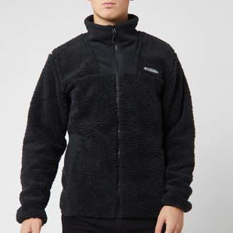 Columbia Men's Winter Pass Full Zip Fleece