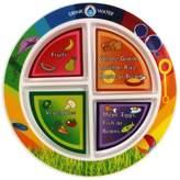 Fresh Baby 4 Section Children's Plate