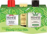 Hempz Winterberry Creme Brule Naught & Nice Set