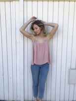 Tysa Gold Dust Tank In Nude