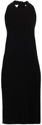 Helmut Lang Halterneck Jersey Dress