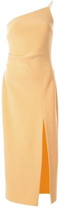 Bec & Bridge Raphaela one-shoulder midi dress