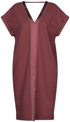 Brunello Cucinelli Knee-length dresses